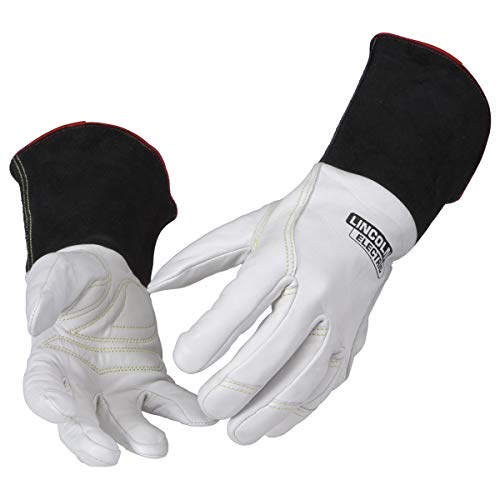 Lincoln K2983-XL Electric Premium TIG Welding Gloves