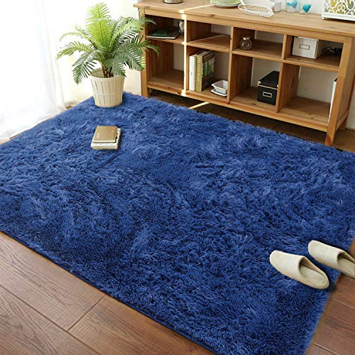 Modern Soft Fluffy Large Shaggy Rug