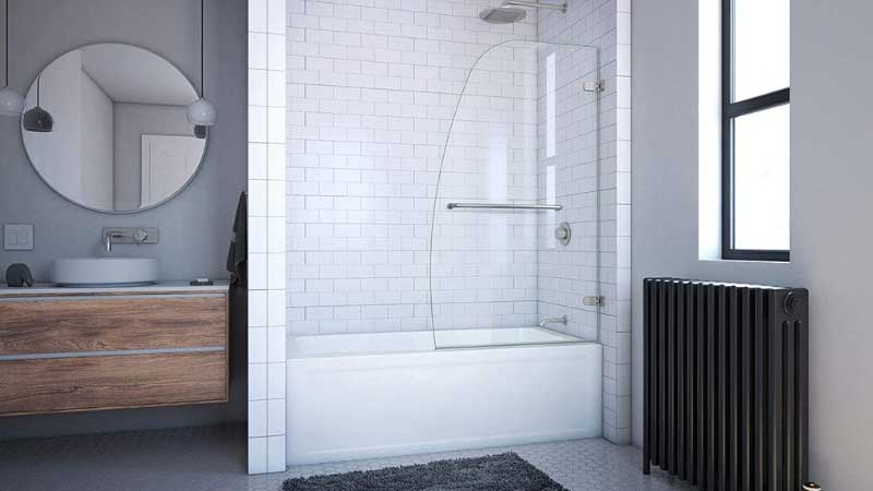 Best Bathtub Doors Reviews