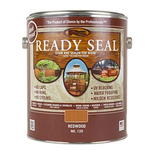Ready Seal 120 Exterior Wood Stain and Sealer