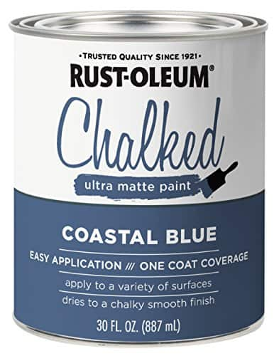 Rust-Oleum 329207 Ultra Matte Interior Chalked Paint