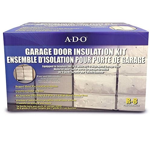 ADO Products GDIKS. Single Garage Door Insulation Kit