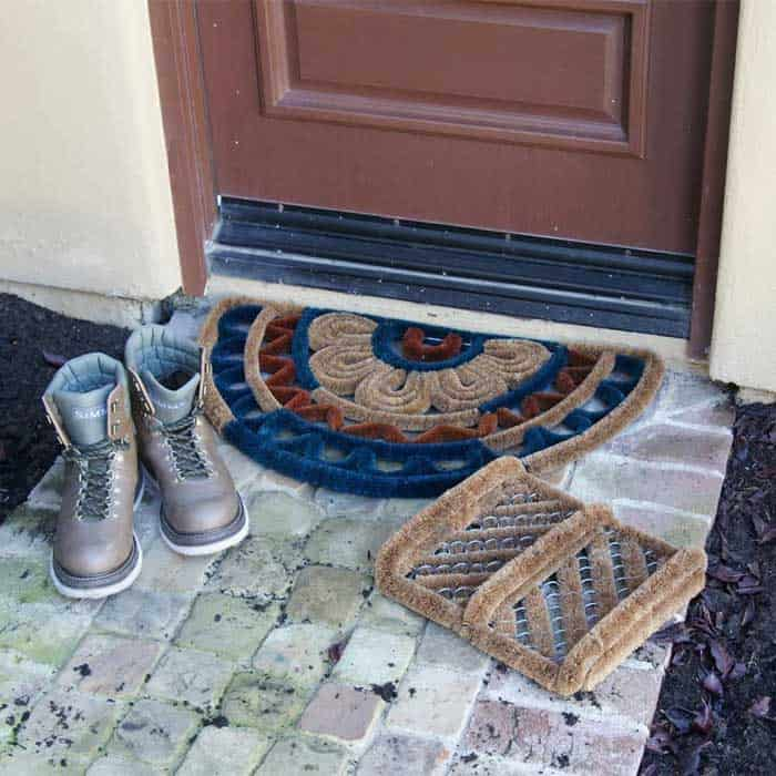 Doormat for Cleaning Shoes