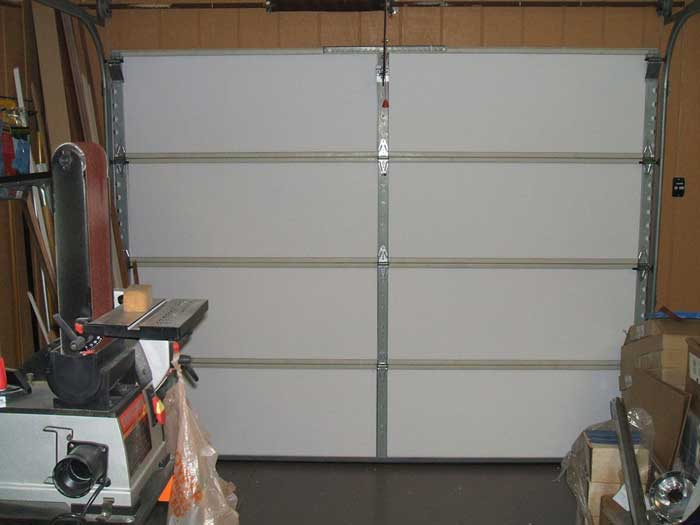 Garage Door Insulation Kit