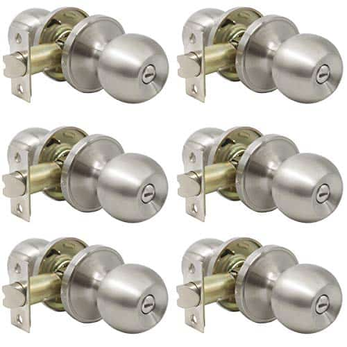 Probrico Interior Door Knob Sets