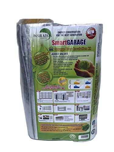 Smart Garage- Reflective Garage Door Insulation Kit