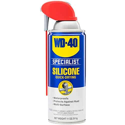 WD-40 Specialist Quick-Drying Silicone Lubricant