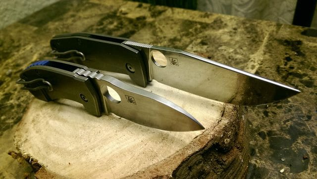Is cts-xhp steel good for knives