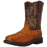 Ariat Men's Sierra Wide Square Steel Toe Work Boot
