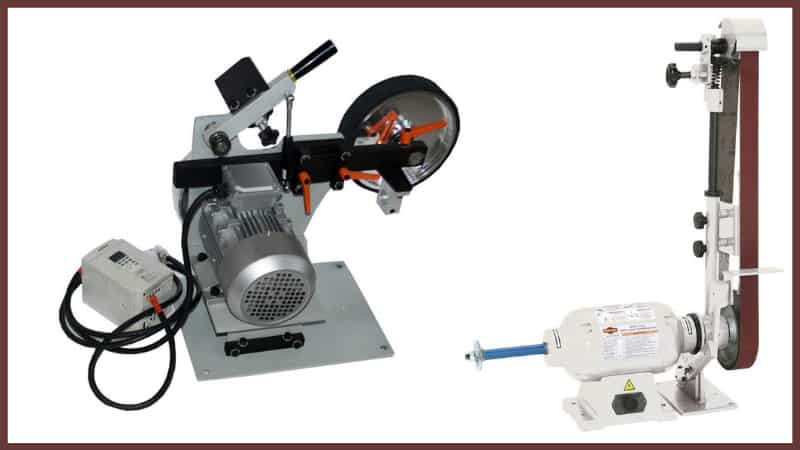Best 2×72 belt grinder for knife making